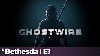 Ghostwire Tokyo Full Reveal | Bethesda E3 2019