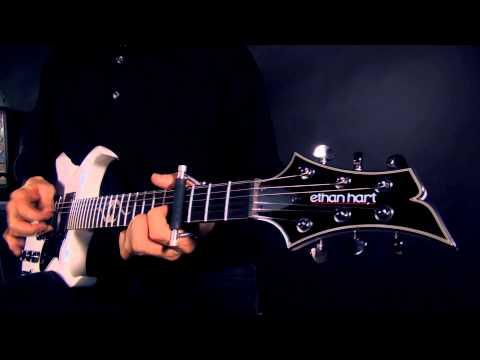 Glider Capo - Clean Electric Guitar Capo Demo