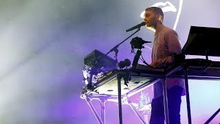 Disclosure  - When A Fire Starts To Burn at Glastonbury 2014