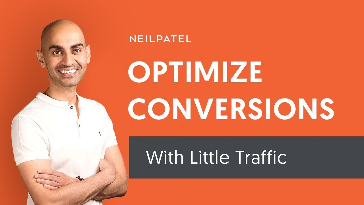 How to Optimize Your Conversions When You Have Little to No Visitors