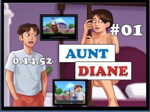 Summertime Saga Aunt Diane Quest   0.14.52   Find Shovel   Lift Wheelbarrow   Milk Delivery  