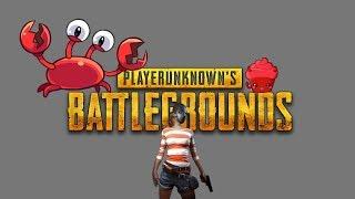 👯👯👯 Девушка рак пытается взять топ ✮ Playerunknown's Battlegrounds ✮ PUBG 👯👯👯