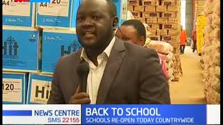 BACK TO SCHOOL: Schools re-open countrywide