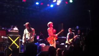 You Am I - Bowery Ballroom, NYC 15 September 2011