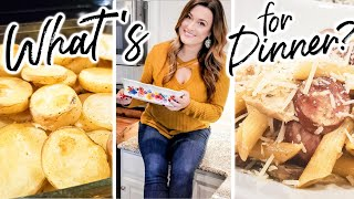 *NEW!* WHATS FOR DINNER | SIMPLE AND EASY MEAL IDEAS | Cook Clean And Repeat
