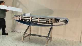 Sanitary Food Conveyor W/ Volta Belting