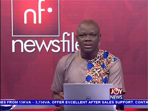 Newsfile intro on JoyNews (31-3-18)