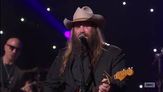 "Chris Stapleton, Willie & Kris perform ""You've Got to Hide Your Love Away"" live in concert  2015 HD"