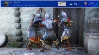 Kingdom Come Deliverance - Cavalier Trophy/Achievement - CAN YOU SAVE THERESA ???