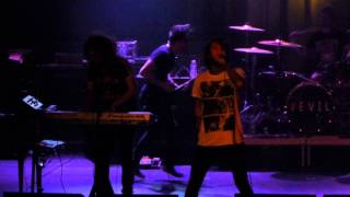 "Chiodos - ""3 AM"" Live Trocadero, Philadelphia, PA, 4/19/2014"