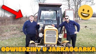 Odwiedziny u JarkaOgarka - Rolnik Z Hollywood na Wczasach