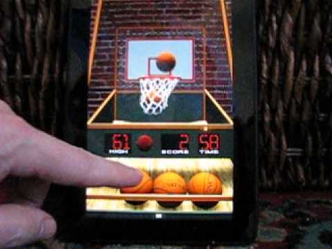 Video of Quick Hoops Basketball - Free
