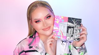 MY OWN PALETTE! NikkieTutorials x BEAUTY BAY  REVEAL!