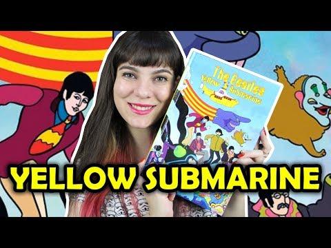 The Beatles: Yellow Submarine - Bill Morrison [RESENHA]