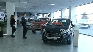 В Казахстане цены на новые авто в этом году могут взлететь на 40% (17.02.16)