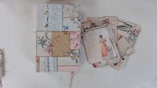 Decorating 13 Junk Journals #5 - Patchwork Junk Journals Collection