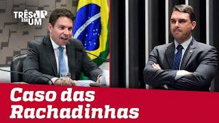 Ramagem enviou relatórios a Flávio Bolsonaro