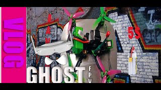 Ghost FPV-Ghost tries his first 5S battery on the Banggod!!!