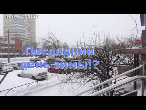 #климатическиеаномалии 28 февраля! Зима кончилась?