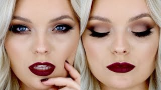 Vampy Fall GRWM + Soap Brows? | Brianna Fox