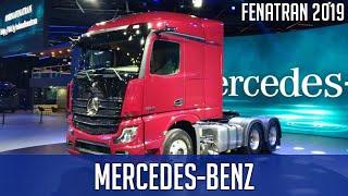 Mercedes-Benz na Fenatran 2019