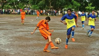 preview picture of video '#freddiefootball2014 #belgaum #football #soccer फुटबॉल'