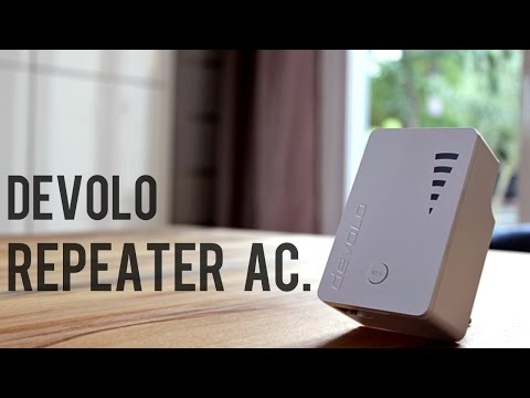 DEVOLO Wifi Repeater AC | Overview & Installation