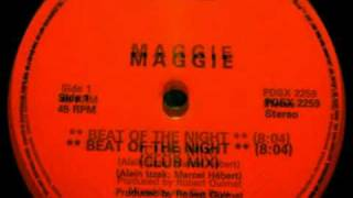 Maggie - Beat of the Night (HQ)