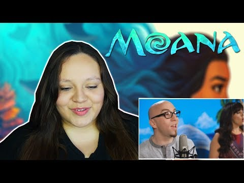 MOANA MEDLEY | VoicePlay Feat. Rachel Potter | REACTION 2018