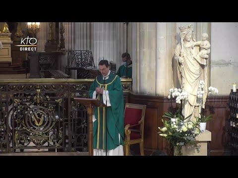 Messe du 15 juin 2021 à St-Germain-l'Auxerrois