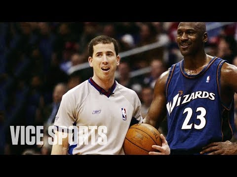 [VICE SPORTS]  Inside The Gambling Ring of NBA Referee Tim Donaghy