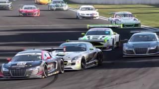 PS4 プロジェクトカーズ/スパ・フランコルシャン Game Replay
