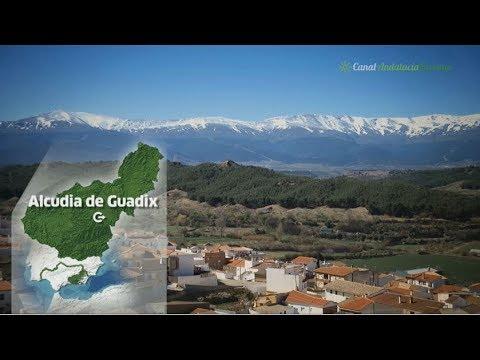 Centro de Interpretación Trópolis, Alcudia de Guadix, Granada