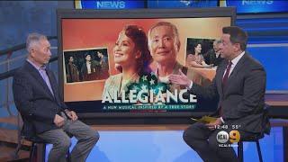 George Takei Talks His New Musical 'Allegiance' | Kholo.pk