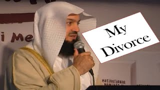 When Mufti Menk Went Through His Divorce