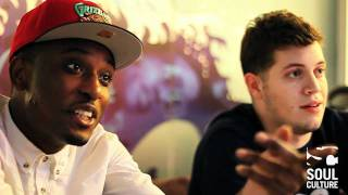 """Chiddy Bang on """"Ray Charles,"""" Breakfast album & UK influence 