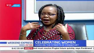 Joyce Wanjiku recounts how she became homeless abroad on beyond the scars as world marks IWD2020 | 1