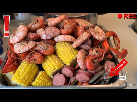 Tropical Storm Nestor Crab Boil