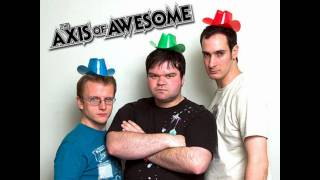 Axis of awesome 4 chord 36 songs LYRICS