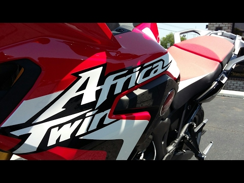 2017 Honda Africa Twin in Winchester, Tennessee