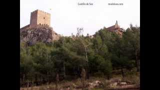 preview picture of video 'CASTILLO DE SAX-ALICANTE'