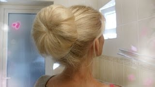 ПЫШНЫЙ ПУЧОК БЕЗ ШПИЛЕК ♥ Clip Hair Extensions