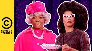 Welcome To The Drag School Of Overacting | RuPaul's Drag Race All Stars 3