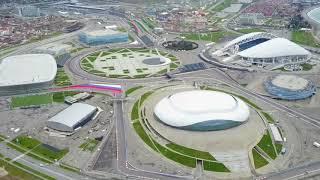 Sochi - Estadio Olímpico - Rusia 2018