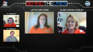 Behind the Lines: Marketing and Branding