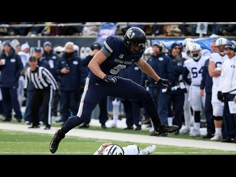 Utah State's Kyler Fackrell NFL Draft Highlight Reel   CampusInsiders