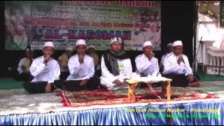 preview picture of video 'Jam'iyah Hadrah Hisbun Nashor Probolinggo'