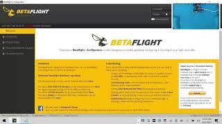 Mobula7 FlySky Edition Setup Part 1 - Betaflight Settings from Cyclone FPV