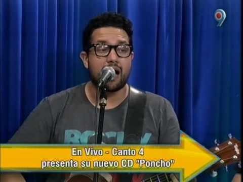 "Canto 4 Interpretó ""La Soñé"" - Programa ""La Topadora"" (Canal 9 de Salta)"