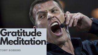 Tony Robbins Morning Meditation